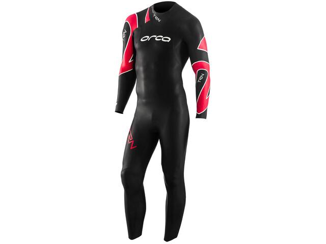 ORCA TRN Thermo Fullsleeve Wetsuit Men black